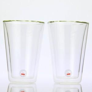 bodum ボダム ダブルウォールグラス 0.4L 2個セット CANTEEN DWG 10110-10US