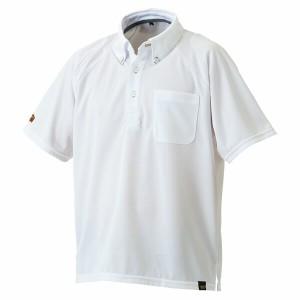 ZETT(ゼット) 野球 ポロシャツ BOT80 1100 ホワイト L P30May15