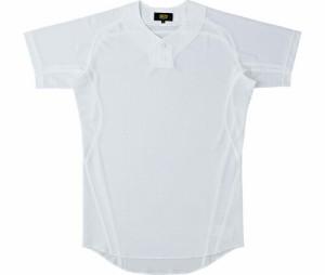 ZETT(ゼット) メカパンライト メッシュプルオーバーシャツ BU1083MPS 【カラー】ホワイト 【サイズ】S