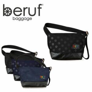 ベルーフバッゲージ beruf baggage ショルダーバッグ brf-02M-PCD EcoMade MESSENGER BAG MEDIUM メッセンジャーバッグ