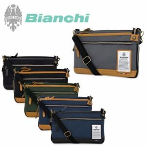 ビアンキ BIANCHI ショルダーバッグ NBTC-46 メッセンジャー メンズ