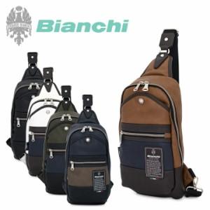 ビアンキ BIANCHI ボディバッグ TBPI-02 ワンショルダー メンズ
