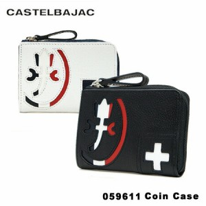 カステルバジャック CASTELBAJAC コインケース 059611 パンセ 財布 小銭入れ メンズ