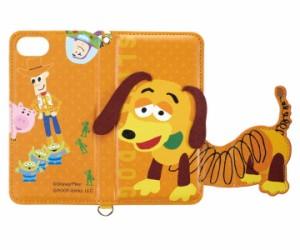 トイストーリー Toy Story iPhone8 iPhone7 iPhone6 ケース iP7-DN26 ダイカット スマホケース カバー