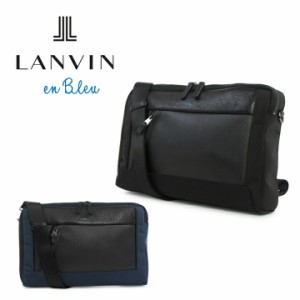 ランバンオンブルー LANVIN en Bleu ショルダーバッグ 588101 モンペリエ メンズ ボディバッグ クラッチバッグ