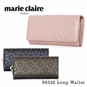 マリクレール marie claire 長財布 88322 シュプール L字ファスナー 財布 レディース レザー