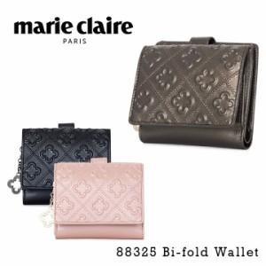 マリクレール marie claire 二つ折り財布 88325 シュプール BOX型小銭入れ 二つ折り 財布 レディース レザー