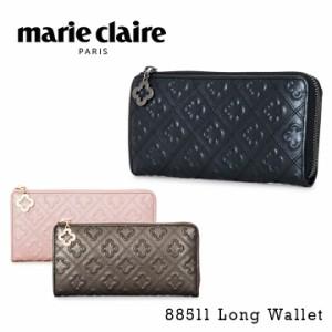マリクレール marie claire 長財布 88511 シュプール L字ファスナー 財布 レディース レザー