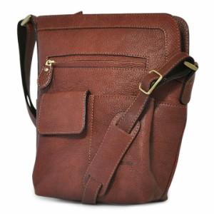 青木鞄 ショルダーバッグ 5084 50 ブラウン