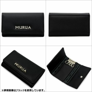 ムルーア MURUA キーケース MR-W082 ベーシックシリーズ レディース