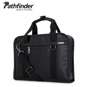 パスファインダー Pathfinder ブリーフケース PF5409B Pevolution 3 2WAY ショルダーバッグ ビジネスバッグ メンズ 止水