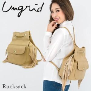 アングリッド Ungrid リュック UNG-1530 フォークロアシリーズ レディース