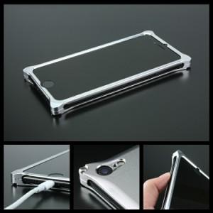 ギルドデザイン iPhone8 iPhone7 ソリッド アルミスマホケース カバー iPhone7