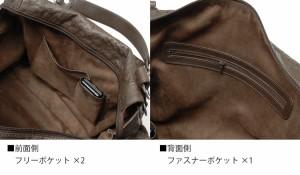 オーストリッチ2wayバッグメッシュデザイン/レディース(No.9254)