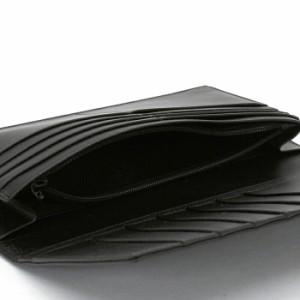 モンブラン MONTBLANC 長財布ファスナー 7165 ブラック