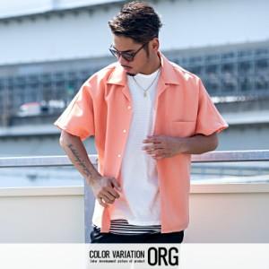 SALE CavariA キャバリア オープンカラー ドルマン スリーブ シャツ 全4色 メンズ トップス 海 サーフ BITTER系 ビター系 trend_d