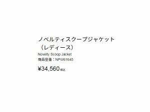【送料無料】ノースフェイス:【レディース】ノベルティスクープジャケット【THE NORTH FACE Novelty Scoop Jacket 防寒 ウェア アウター