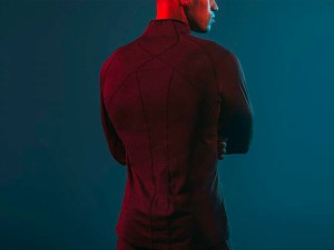 【送料無料】サックスアンダーウェアー:【メンズ】PERFORMANCE THERMOFLYTE LONGSLEEVE TOP【SAXX UNDERWEAR スポーツ トレーニング 長