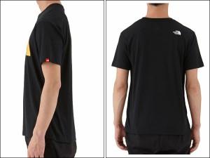 ノースフェイス:【メンズ】ショートスリーブカラフルロゴティー【THE NORTH FACE S/S Colorful Logo Tee 半袖Tシャツ】