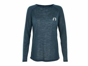 ニューライン:【レディース】アイモーション シャツ【newline IMOTION SHIRT スポーツ フィットネス 長袖 Tシャツ】
