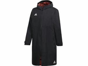bb530a014d4f1 【送料無料】アディダス:TANGO CAGE ロングテックコート【adidas サッカー 防寒 コート