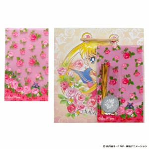 【美少女戦士セーラームーン】サンスター文具 S2273756 プレゼントバッグ セーラームーン&ルナ