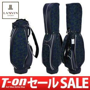 【30%OFFセール】キャディバッグ メンズ レディース ランバン スポール LANVIN SPORT 日本正規品 2017 秋冬 ゴルフ