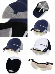キャップ メンズ マンシングウェア Munsingwear 2017 秋冬 ゴルフ
