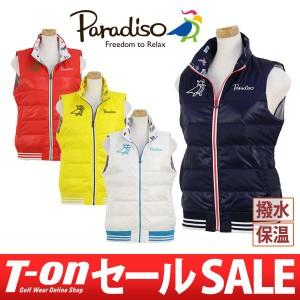 【30%OFFセール】ベスト レディース パラディーゾ PARADISO ゴルフウェア