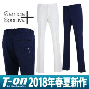 パンツ メンズ スツールズ カミーチャ スポルティーバ プラス STOOLS Camicia Sportiva+ 2018 春夏 ゴルフウェア