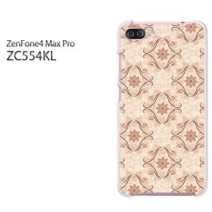 ゆうパケ送料無料スマホケース ハード ZenFone4 MAX Pro ZC554KL クリア 【レトロ010/zc554kl-PM010】