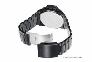 ディーゼル 腕時計 DIESEL パックマン クロノグラフ オールブラック DZ4180