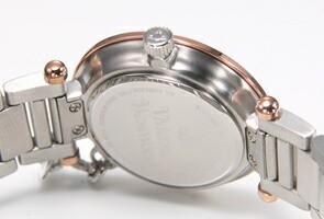 ヴィヴィアンウエストウッド 腕時計 Orb (オーブ) シルバー×ローズゴールド レディース VV006RSSL