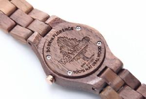 ウィーウッド WE WOOD 腕時計 Criss (クリス) ナッツ