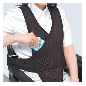 特殊衣料 車椅子ベルト /4010 L ブラウン 送料無料!