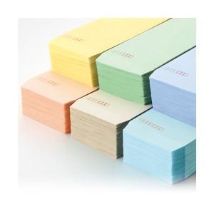 (まとめ) キングコーポレーション ソフトカラー封筒 角3 100g/m2 アクア K3S100A 1パック(100枚) 【×3
