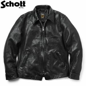 父の日 Schott ショット 3181055 WEST COAST ラムレザージャケット クーポン対象外
