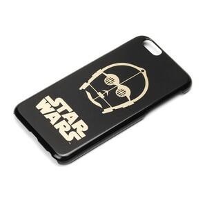 スターウォーズ STARWARS iPhone6用ハードケース 金箔押 C-3PO 取り寄せ商品 4562358079245 i