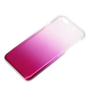 iPhone6 ポリカーボネイトケース グラデピンクラメ 取り寄せ商品 4562358095146 iPhone6 ケース アイ