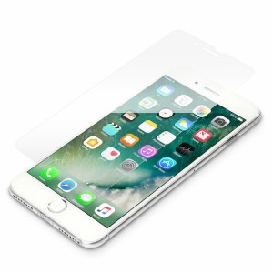 iPhone 7 Plus 5.5inch 液晶保護フィルム 衝撃吸収EXTRA 光沢 PG-16LSF17 取り寄せ商品 iP