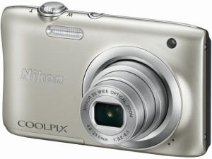 ニコン デジタルカメラ COOLPIX A100 [シルバー]