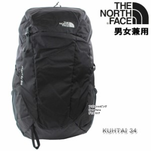 THE NORTH FACE リュック クータイ 34 NF0A2ZDMKT0-OS T92ZDMKT0-OS KUHTAI 34 TNF BLACK/ASPHGR ノースフェイス 男女兼用  ag-939600