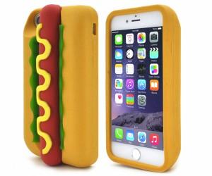 iPhone6/iPhone6s/iPhone7【送料無料】ホットドッグケース!