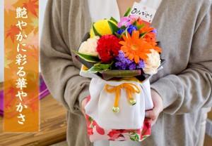 13時迄の受付で最短翌日着 冷蔵便でお届け そのままブーケ花瓶いらずの花束♪ 送料無料 画像配信 誕生日 プレゼント 女性 友達 花 ギフト