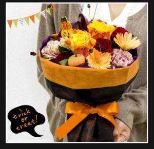 15時迄の受付で最短翌日着 そのままブーケ花瓶いらずの花束 送料無料 画像配信 誕生日 プレゼント 女性 友達 花 ギフト