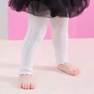 3034344ea8bf6  ゲリラSALE レギンス ベビー 赤ちゃん 女の子 女児 タイツ インナーウエア シンプル カジュアル 75cm 95cm