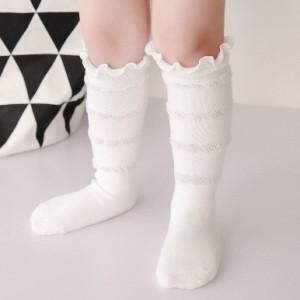 2c3e9cf231709  ゲリラSALE 子供用靴下 子供用ソックス ベビー靴下 ベビーソックス ハイソックス フリル
