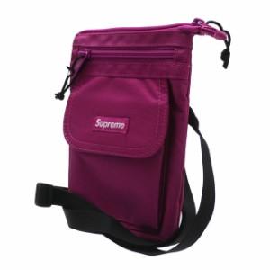 新品 シュプリーム SUPREME Shoulder Bag ショルダーバッグ MAGENTA マゼンタ グッズ