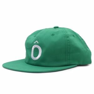 新品 ビアンカシャンドン Bianca Chandon Circumflex Polo Hat キャップ GREEN グリーン メンズ ヘッドウェア