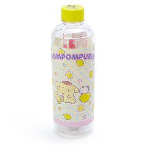 ポムポムプリン ペンケース ペットボトル